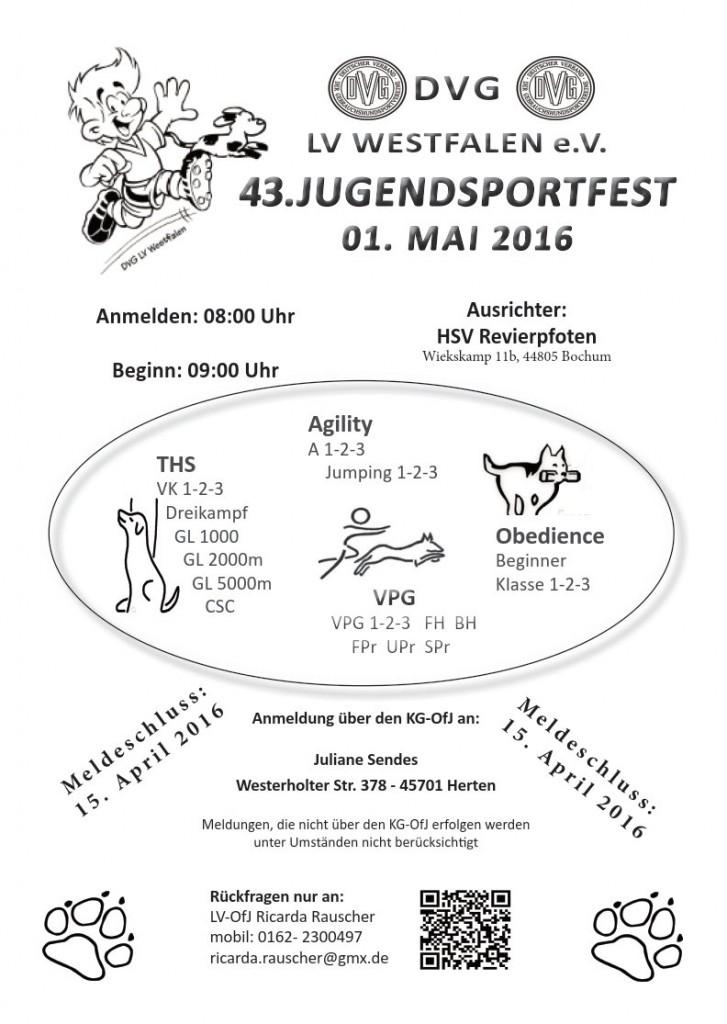 Jugendsportfest